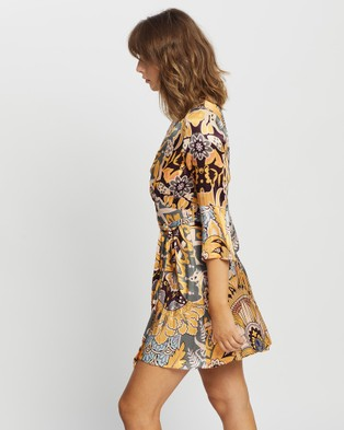 LENNI the label Witching Dress - Printed Dresses (Botanical)