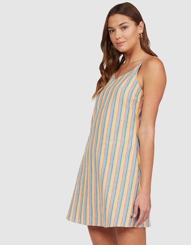 Women Womens Saturday Morning Strappy Midi Dress