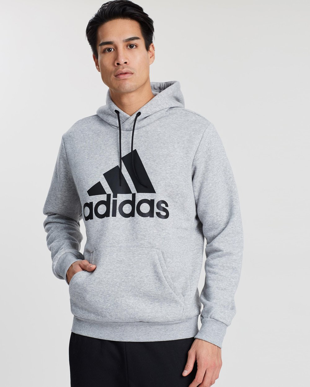 b5679c190c7 Must Haves Badge of Sport Pullover Hoodie by adidas Performance Online |  THE ICONIC | Australia