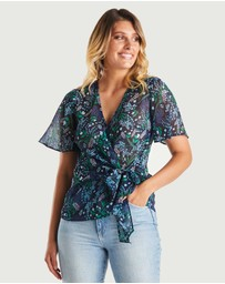 Stella - Orchid Top