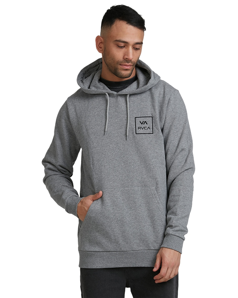RVCA Rvca All The Ways Pullover Jumpers & Cardigans GREY MARLE Australia