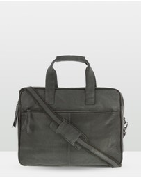 Cobb & Co - Lawson Soft Leather Briefcase