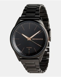 Quiksilver - Mens Bienville 44mm Stainless Steel Watch