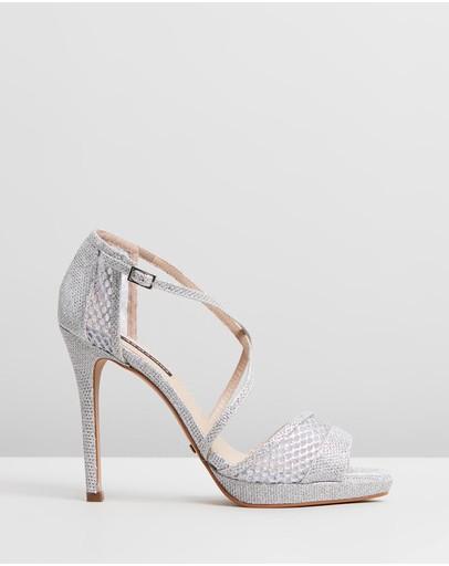 dd44afda2a Silver Heels   Silver Pumps Online   Buy Womens Silver High Heels Australia   - THE ICONIC