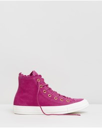 Converse - Chuck Taylor All Star Frilly Thrills Hi-Tops - Women's