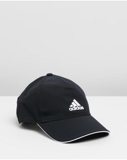 Adidas Performance Aeroready Baseball Cap Black & White