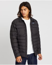 Patagonia - Silent Down Shirt Jacket - Men's