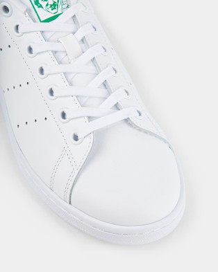 adidas Originals Stan Smith Grade School - Lifestyle Shoes (White/Green)