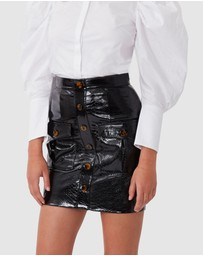 TORANNCE - Only In Paris Mini Skirt