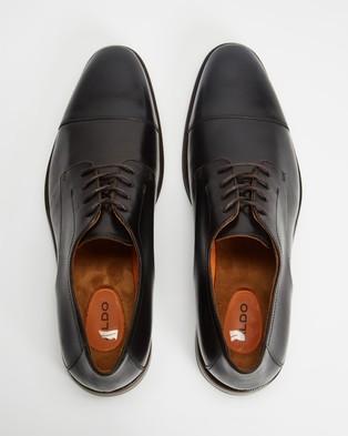 ALDO - Steveflex - Dress Shoes (Cognac) Steveflex