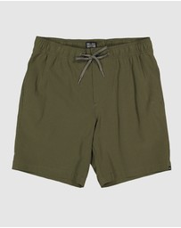 Billabong - Surftrek Perf Shorts - Kids