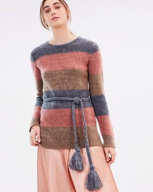 Day Birger et Mikkelsen – Day Vibrant Knit Dress – Dresses (Matte)