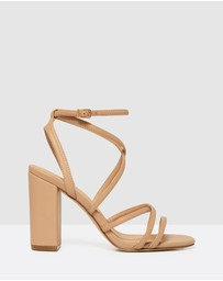 Forever New - Lucy Strappy Block Heel