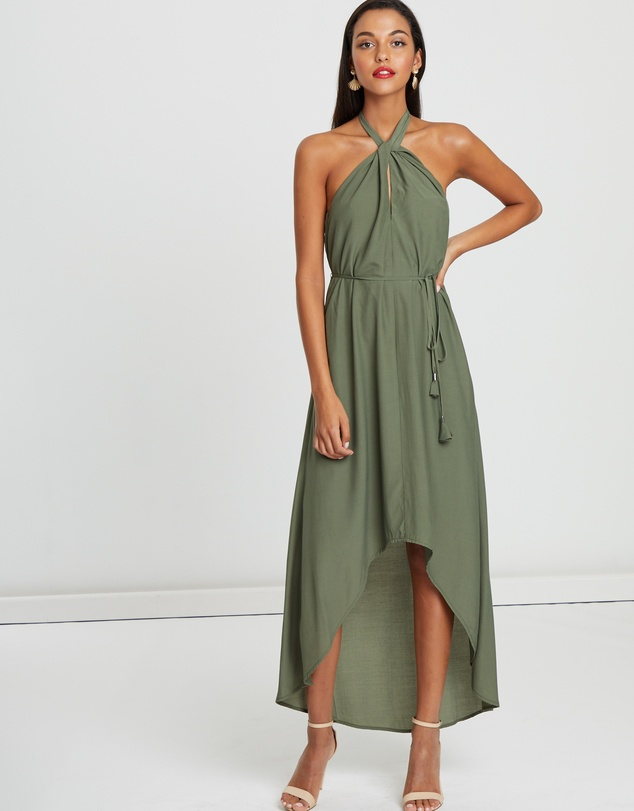 CHANCERY - Celia Halter dress