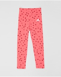 adidas Performance - Must Haves Graphic Tights - Kids-Teens