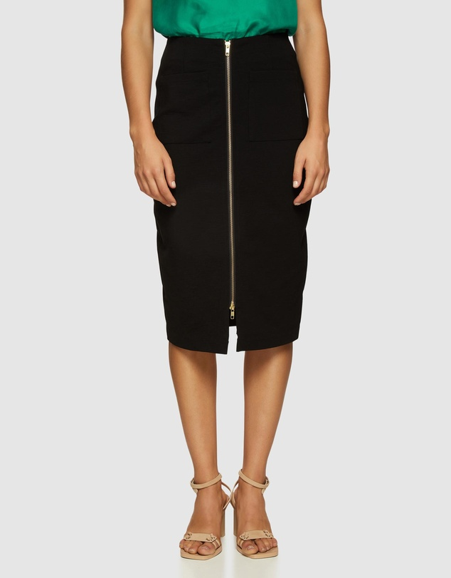 Oxford - Elliott Ponti Skirt