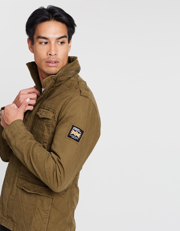 Superdry - Classic Rookie Military Jacket