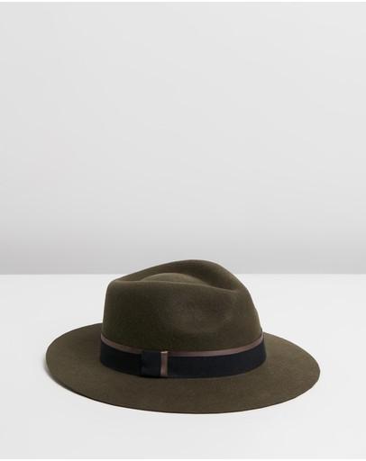 dad4abddf01da Fedora Hats