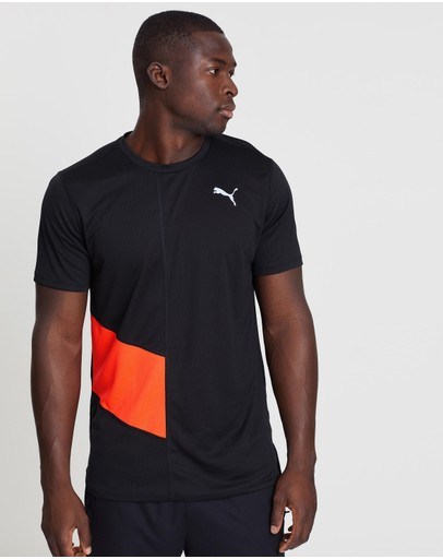 Puma - Ignite Short Sleeve Tee