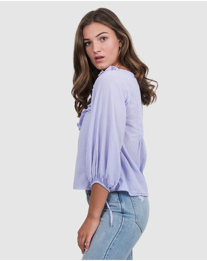 Folksong Billie Top Lilac