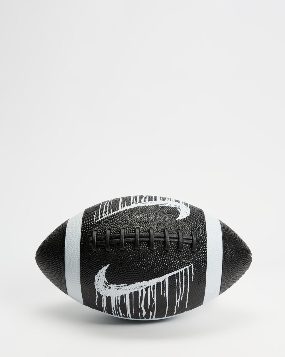 Nike Spin 4.0 Football Official Training Equipment Black & White