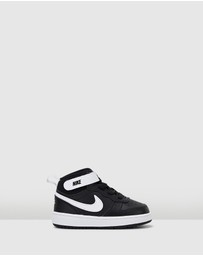 Nike - Court Borough Mid 2 Infant