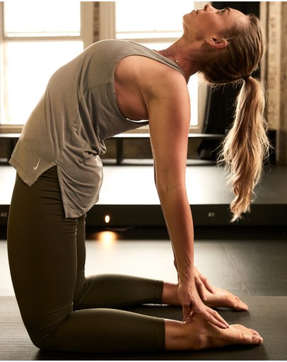 Nike - Yoga Layer Tank