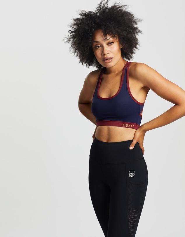 Women Control Strap Sports Bra