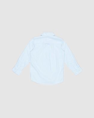 Gant Kids  The Archive Oxford ButtonDown Shirt - Shirts & Polos (Blue)