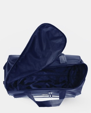 Cobb & Co Devonport  Medium Wheel Bag - Travel and Luggage (BLUE)