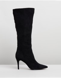 Atmos&Here - Belinda Leather Boots
