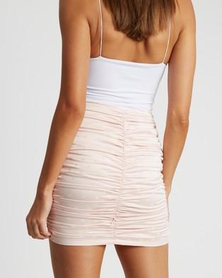 BWLDR Sangria Skirt - Skirts (Cream)