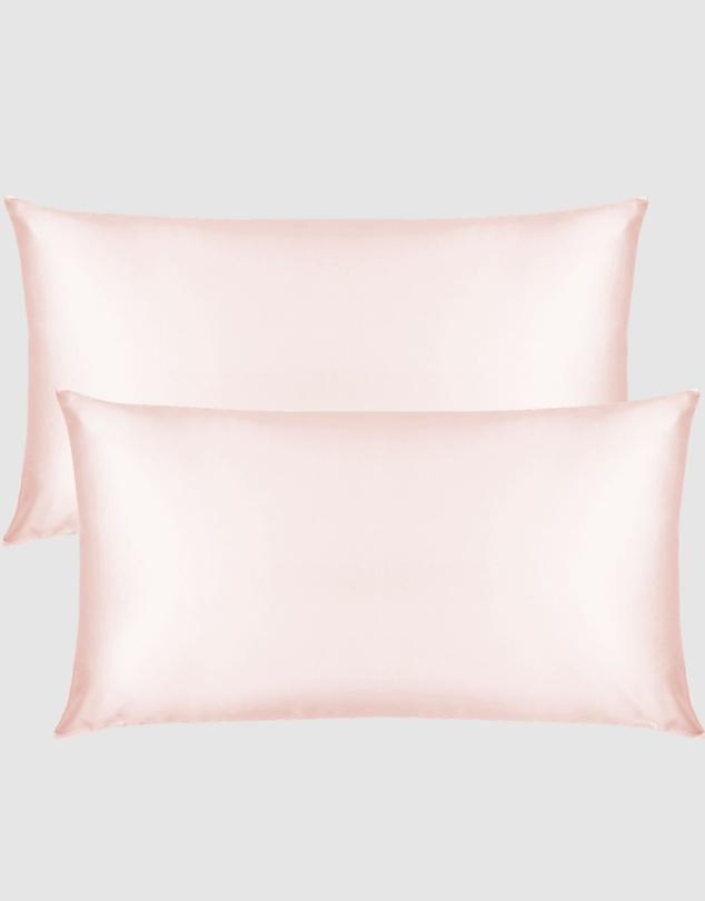 Life King Size Twin Set Silk Pillowcase