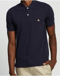 BROOKS BROTHERS - Supima® Core Slim Fit Polo