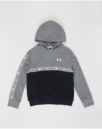 Under Armour - SportStyle Fleece Hoodie - Teens