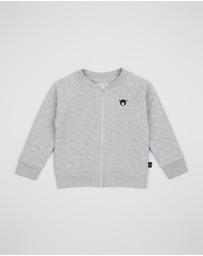 Huxbaby - Stitch Sweat Jacket - Kids