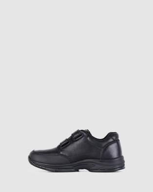 Harrison Harlem School Shoes - Flats (Black E+)