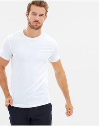 Under Armour - 2-Pack Charged Cotton Crew Undershirt