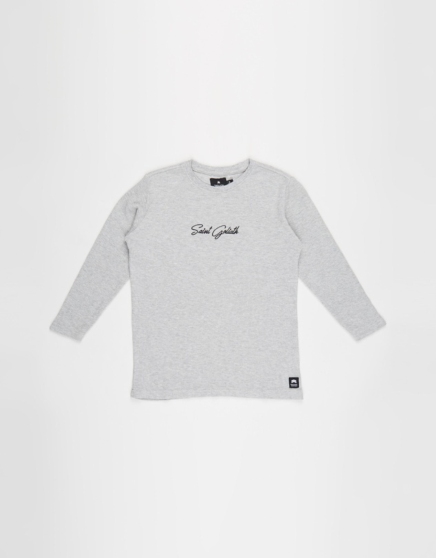 St Goliath - Command LS Tee - Teens