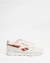 Reebok - Classic Leather Shoes - Women's