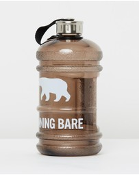 Running Bare - H20 Bear 2.2L Water Bottle