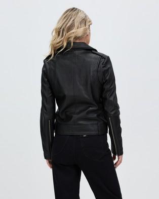 Elka Collective Carrie Jacket - Coats & Jackets (Black)