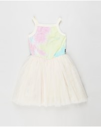 Rock Your Kid - The Festival Tie-Dye Lou Lou Dress - Kids