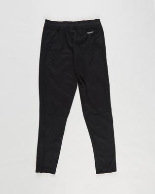 adidas Performance Slim Fit Track Pants Kids Teens Black Kids-Teens