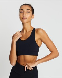 Running Bare - No Bounce Sports Bra