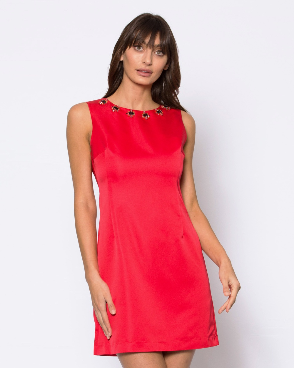 Alannah Hill Red Just For You Dress