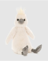 Jellycat - Jellycat Bashful Cockatoo Medium
