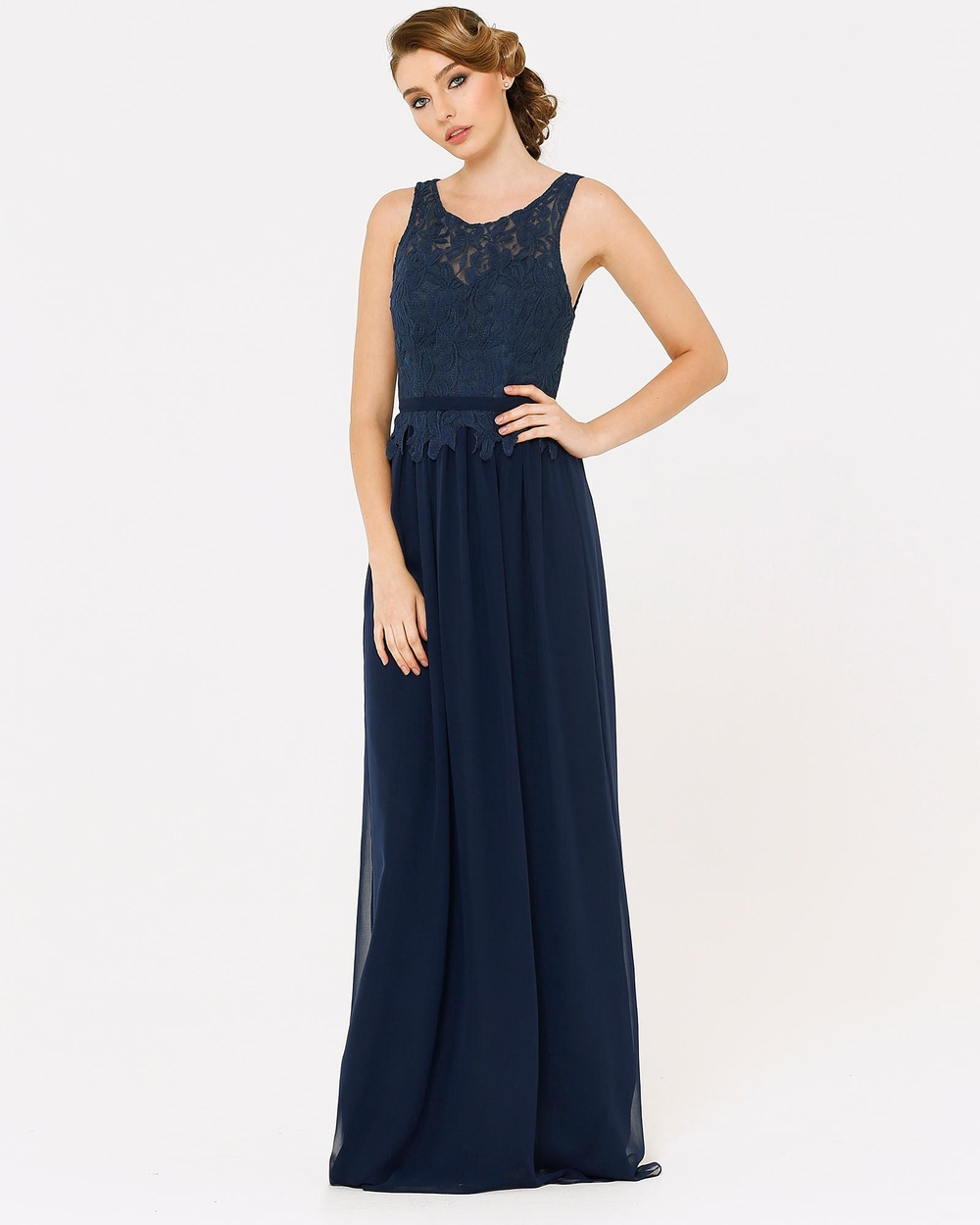 Tania Olsen Designs Sophia Dress Bridesmaid Dresses navy Sophia Dress