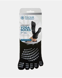 Gaiam - Performance Super Grippy Yoga Socks