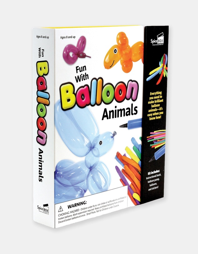 SpiceBox - Balloon Animals Kit - Teens
